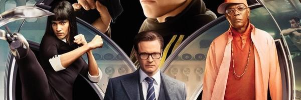 Постеры фильма «Kingsman: Секретная служба»