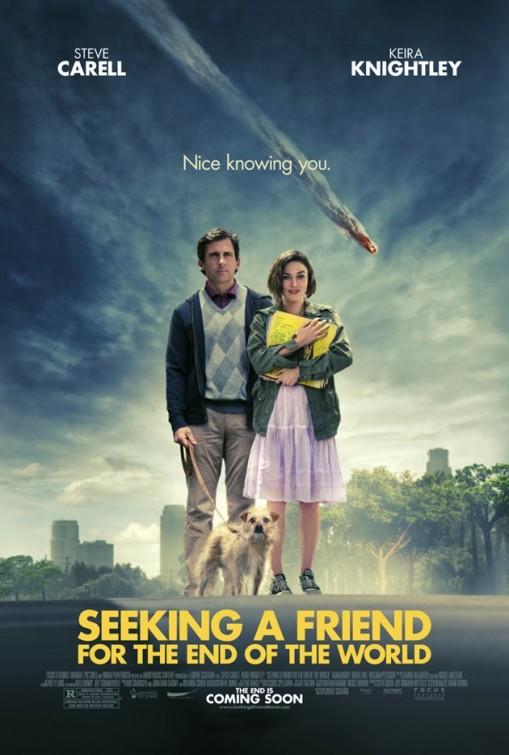 Ищу друга на конец света, постер № 1
