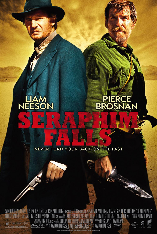 Водопад Серафима, постер № 1
