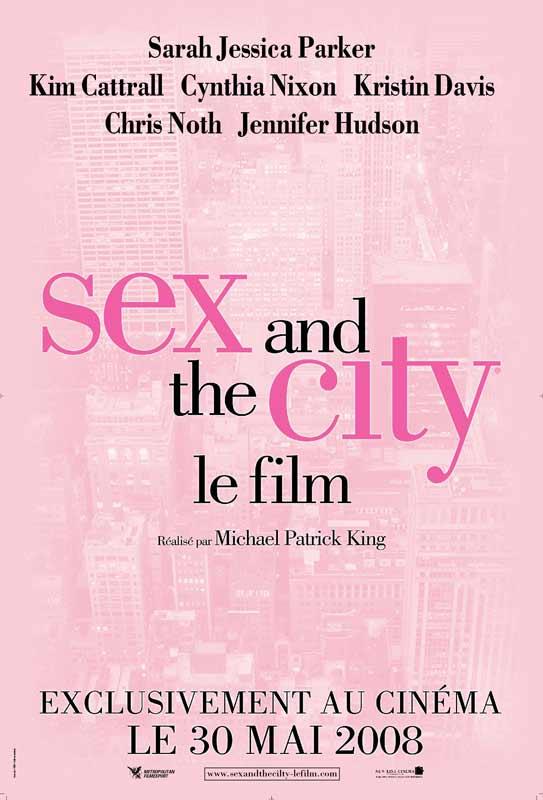 Секс в большом городе, постер № 1
