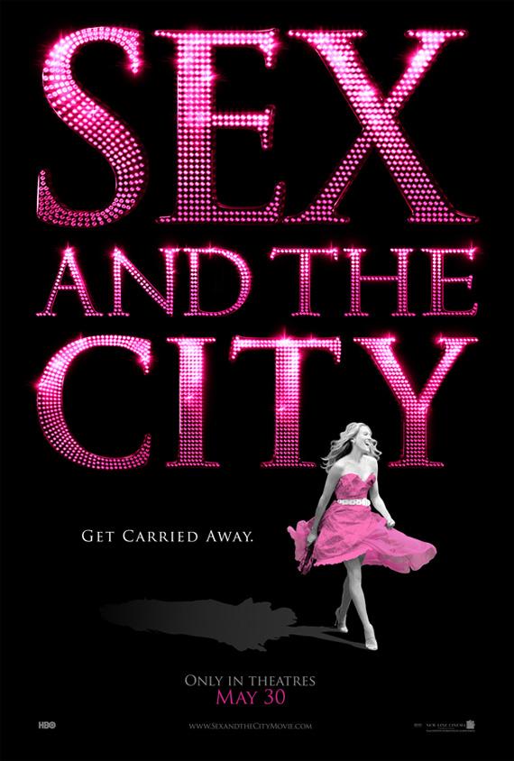 Секс в большом городе, постер № 2