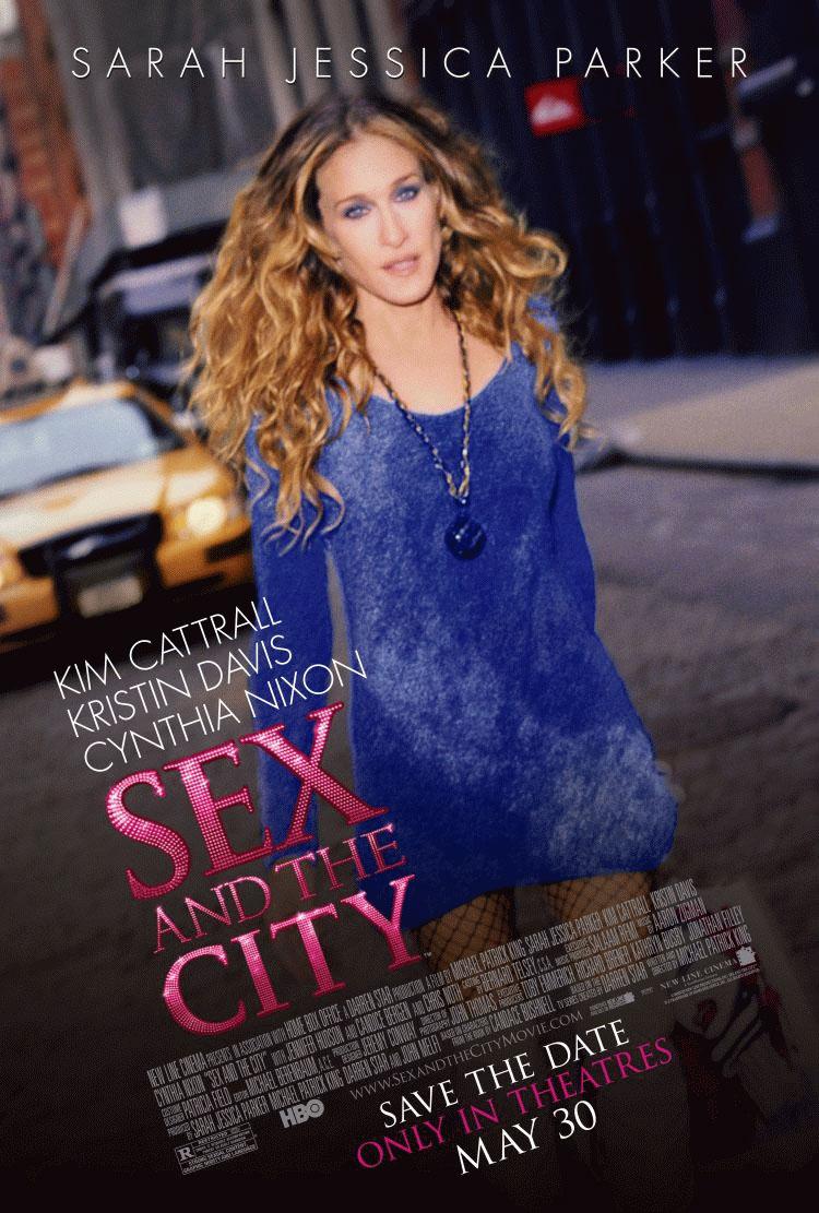 Секс в большом городе, постер № 3