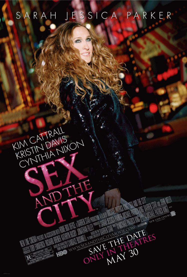Секс в большом городе, постер № 4