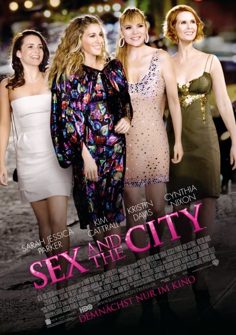 Sex and the city movoe