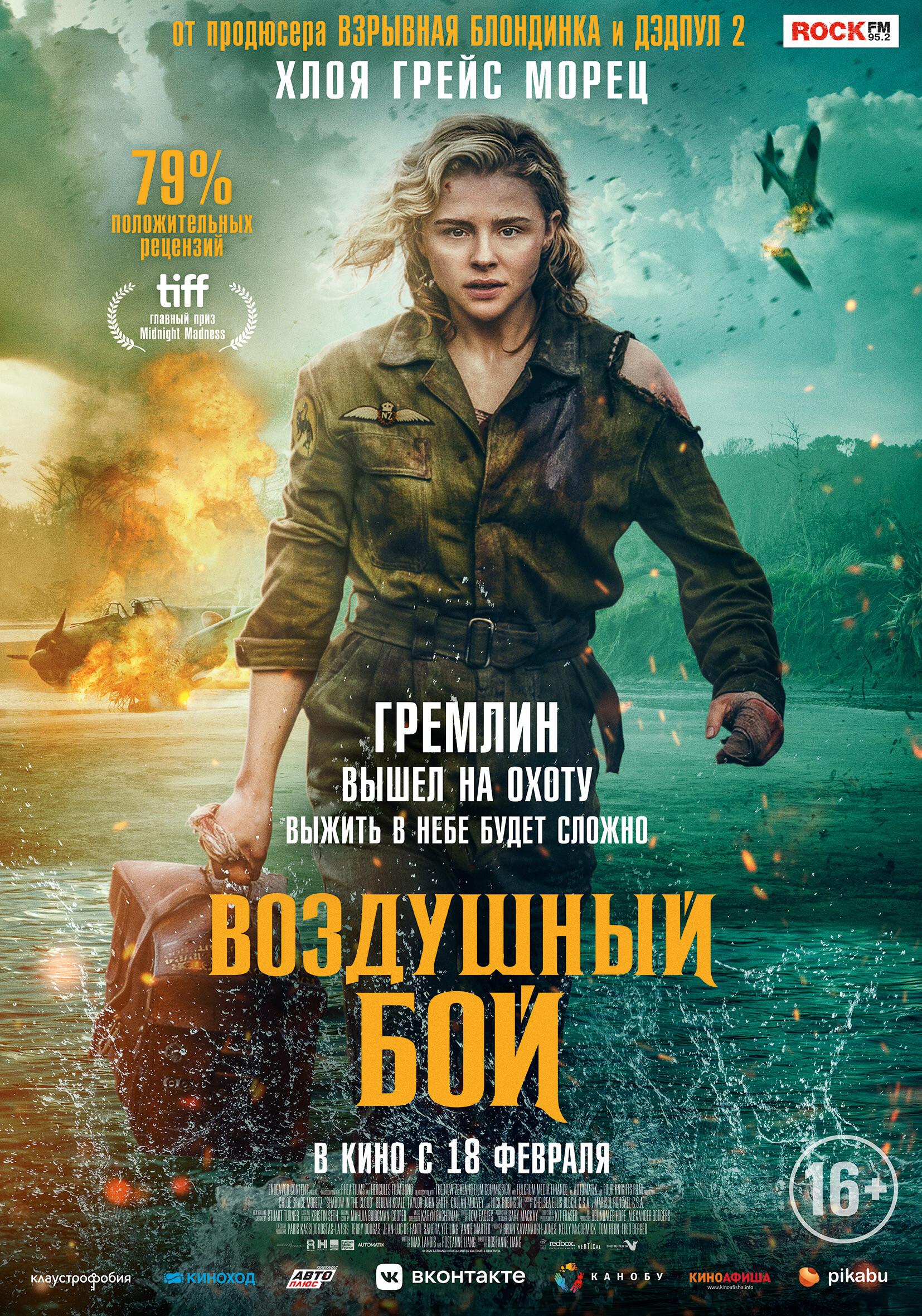 Воздушный бой, постер № 4