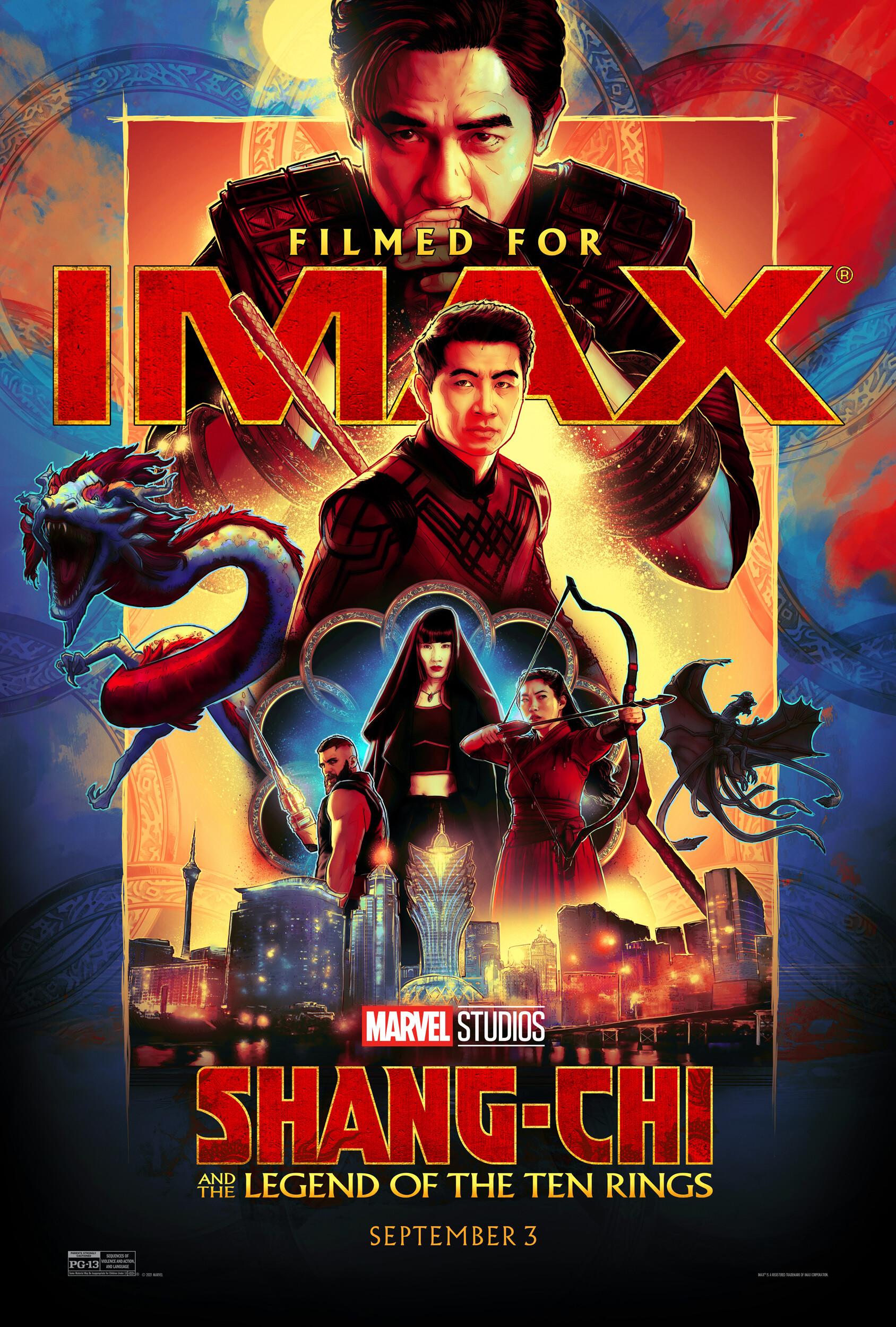 Шан-Чи и Легенда десяти колец, постер № 21