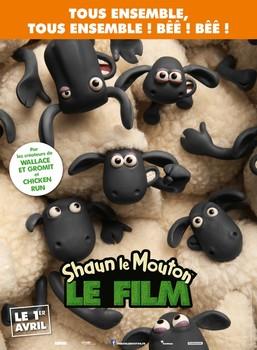 Постеры фильма «Барашек Шон»