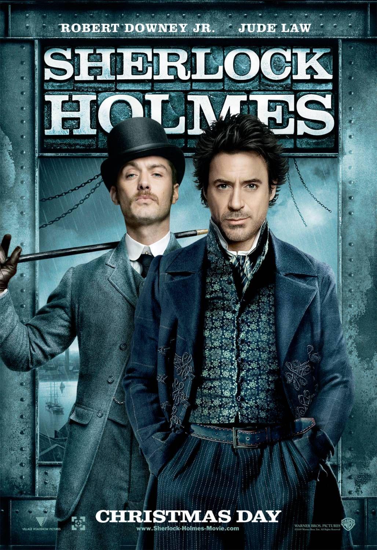 Шерлок Холмс, постер № 12