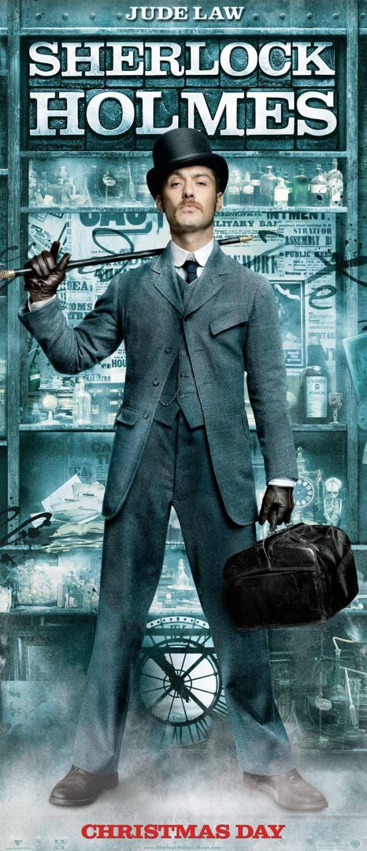 Шерлок Холмс, постер № 14