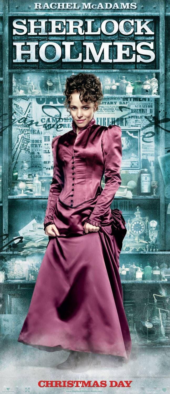 Шерлок Холмс, постер № 15