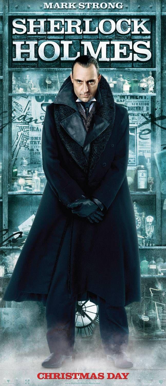 Шерлок Холмс, постер № 16