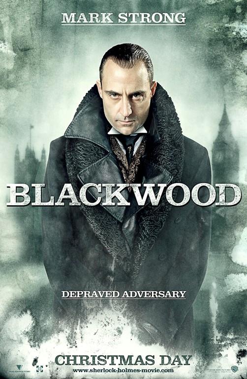 Шерлок Холмс, постер № 5