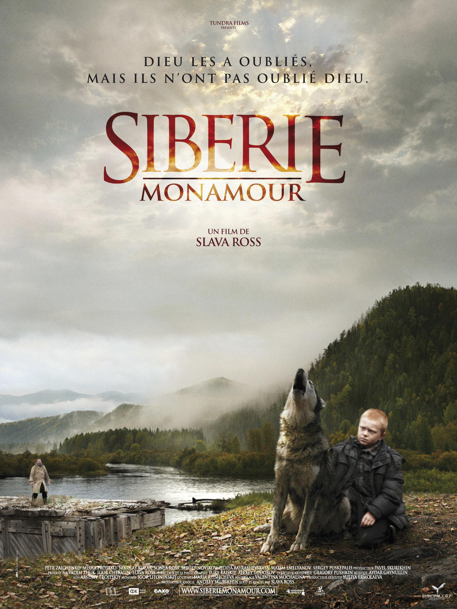 Сибирь. Монамур (2011) онлайн смотреть онлайн