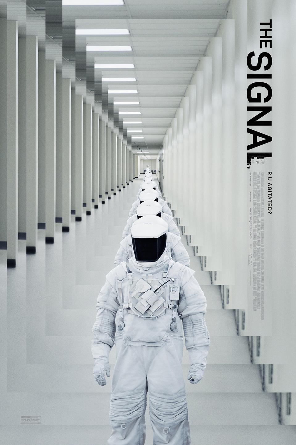Сигнал, постер № 1