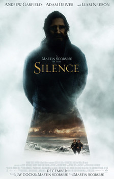 Постеры фильма «Молчание»