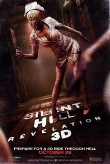 Постеры фильма «Сайлент Хилл — 2»