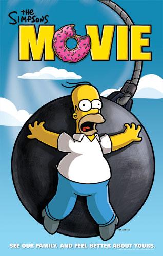 Симпсоны в кино, постер № 6