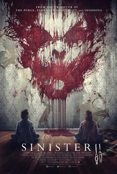 Постеры фильма «Синистер 2»