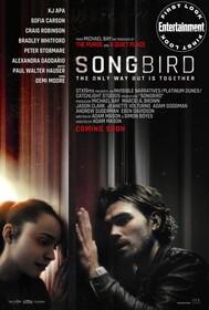 Постеры фильма «Птица в клетке»
