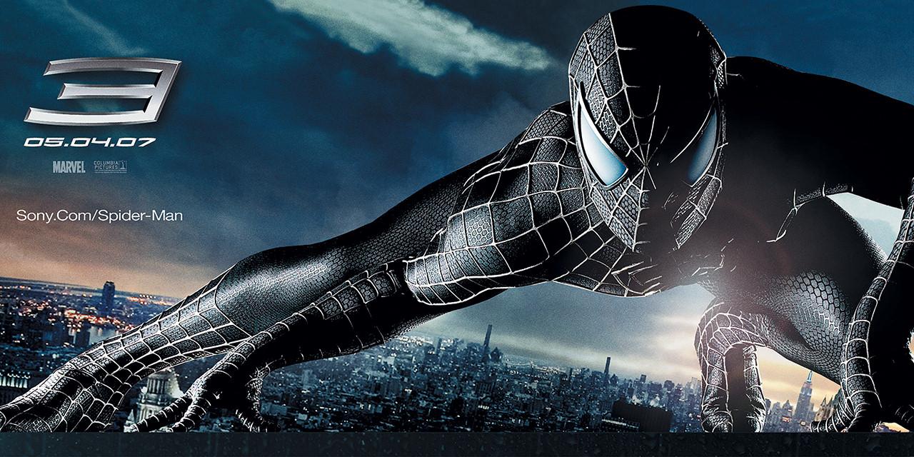 Человек паук враг в отражении spider man 3
