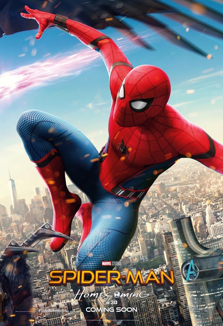 Человек-паук: Возвращение домой, постер № 10
