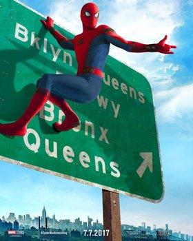 Постеры фильма «Человек-паук: Возвращение домой»