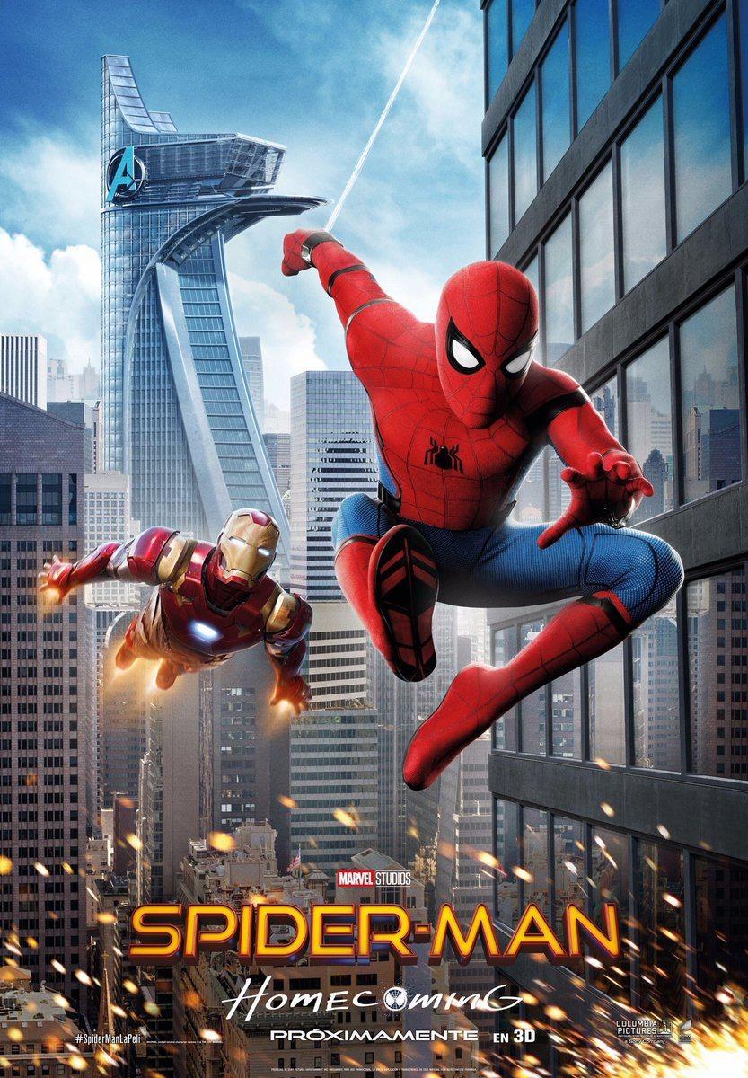 Человек-паук: Возвращение домой,  № 7