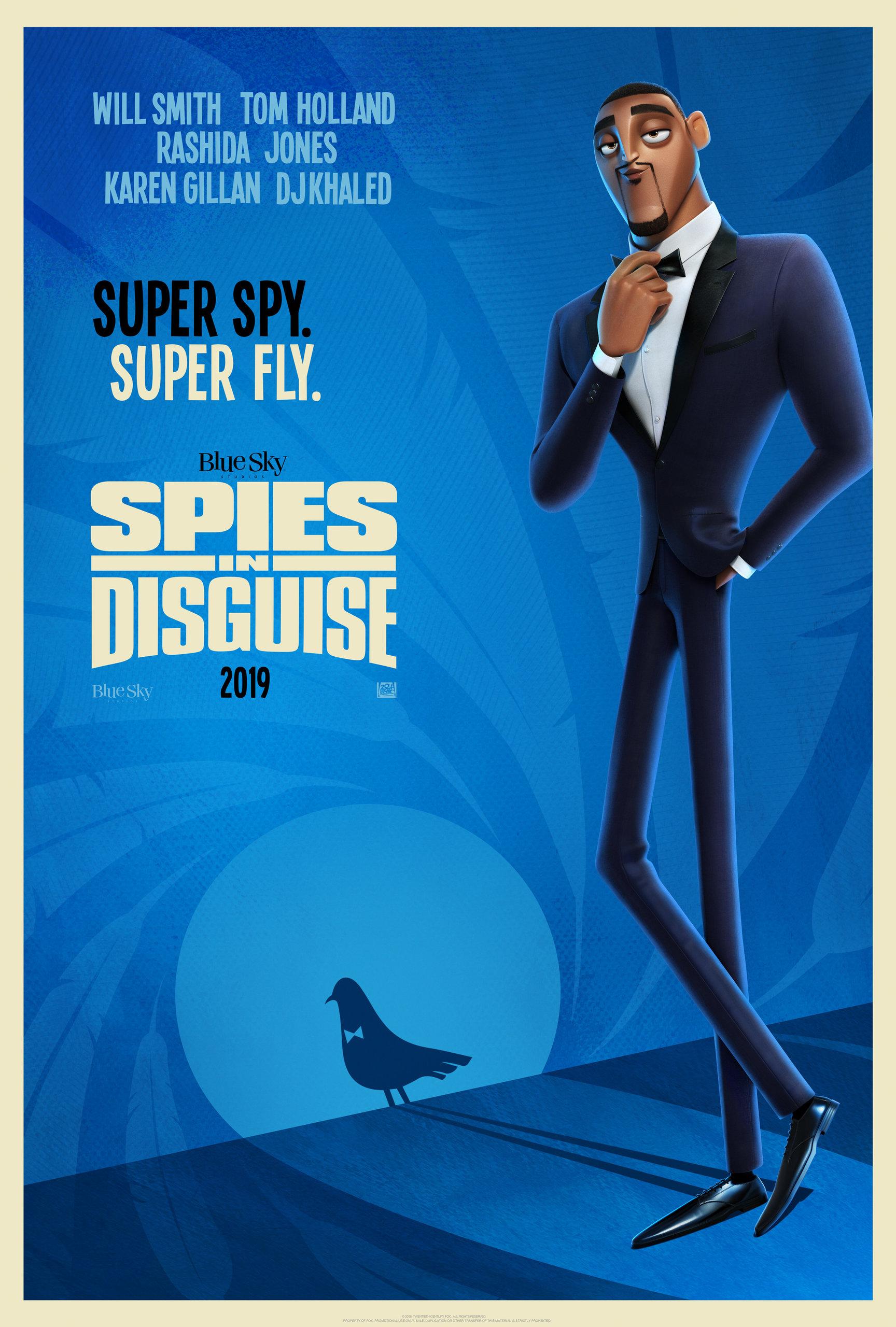 Камуфляж и шпионаж, постер № 1