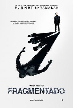 Постеры фильма «Сплит»