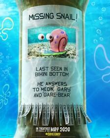 Губка Боб в бегах
