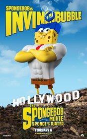 Постеры фильма «Губка Боб в 3D»