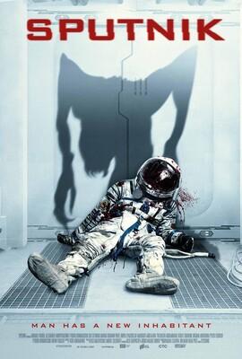 Постеры фильма «Спутник»