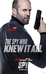 Постеры фильма «Шпион»