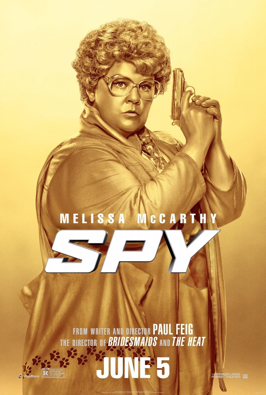 Шпион, постер № 6
