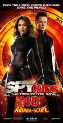 «Дети шпионов - 4» (Spy Kids 4: All the Time in the World)