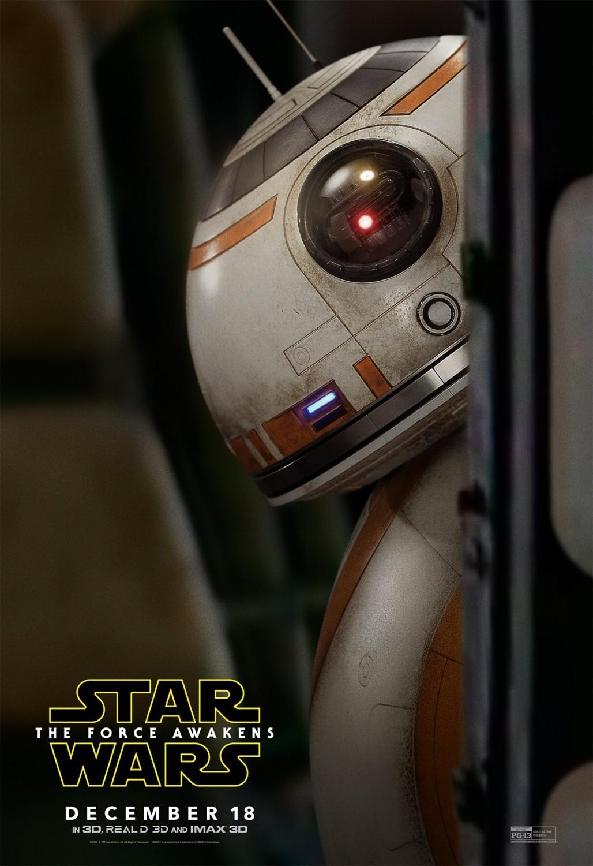 Звёздные войны: Пробуждение Силы, постер № 26