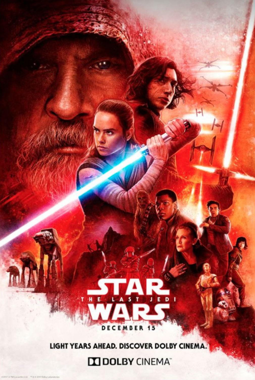 Звёздные войны: Последние джедаи, постер № 24