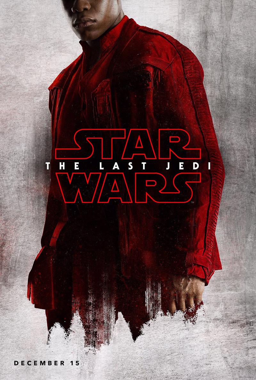 Звёздные войны: Последние джедаи, постер № 4