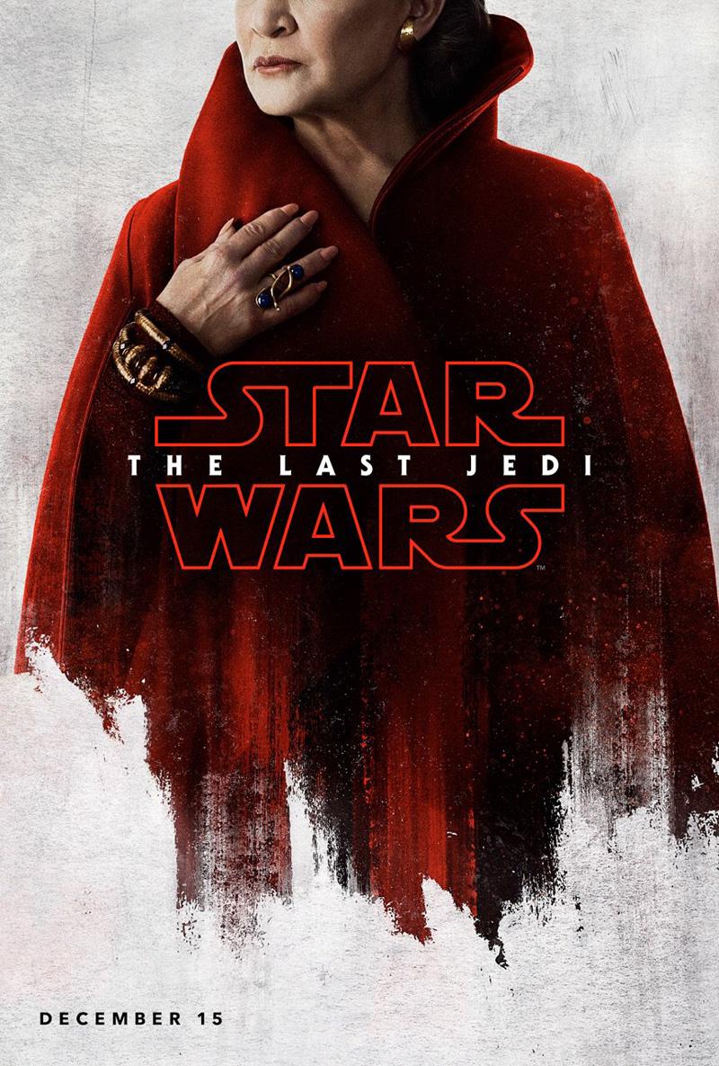 Звёздные войны: Последние джедаи, постер № 5