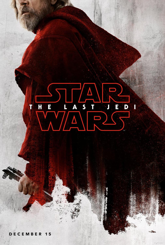 Звёздные войны: Последние джедаи, постер № 6