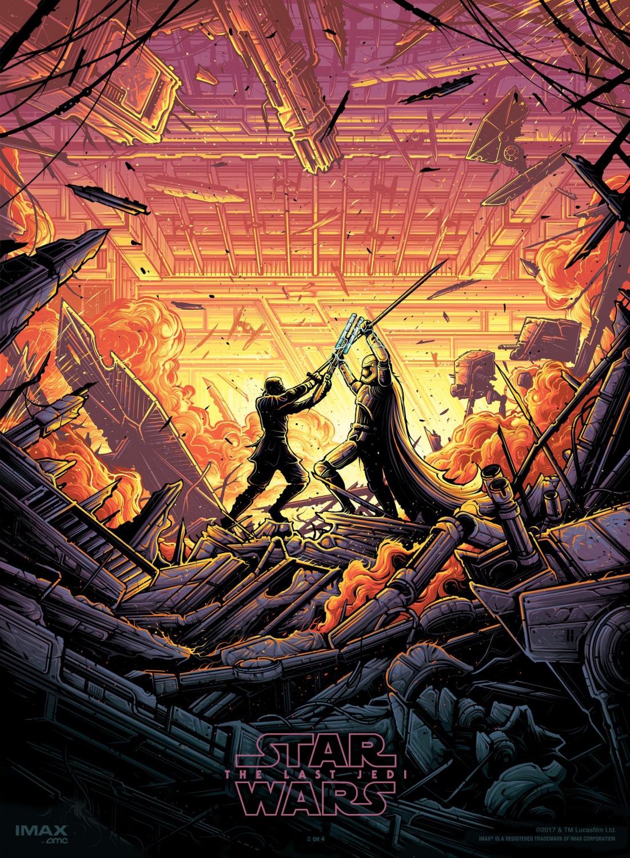 Звёздные войны: Последние джедаи, постер № 76