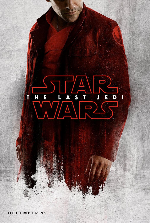 Звёздные войны: Последние джедаи, постер № 8