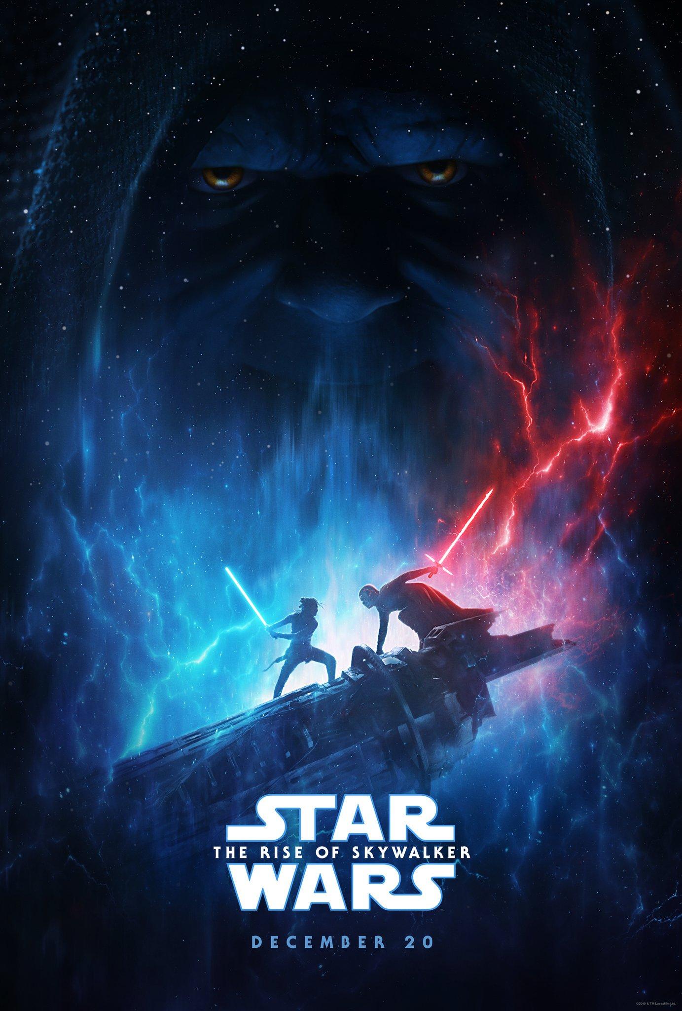 Звёздные Войны: Скайуокер. Восход, постер № 4