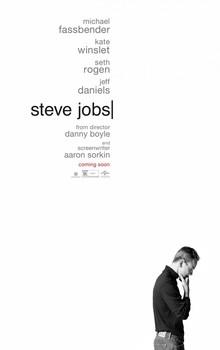 Постеры фильма «Стив Джобс»