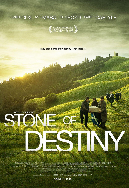 Камень судьбы, постер № 1