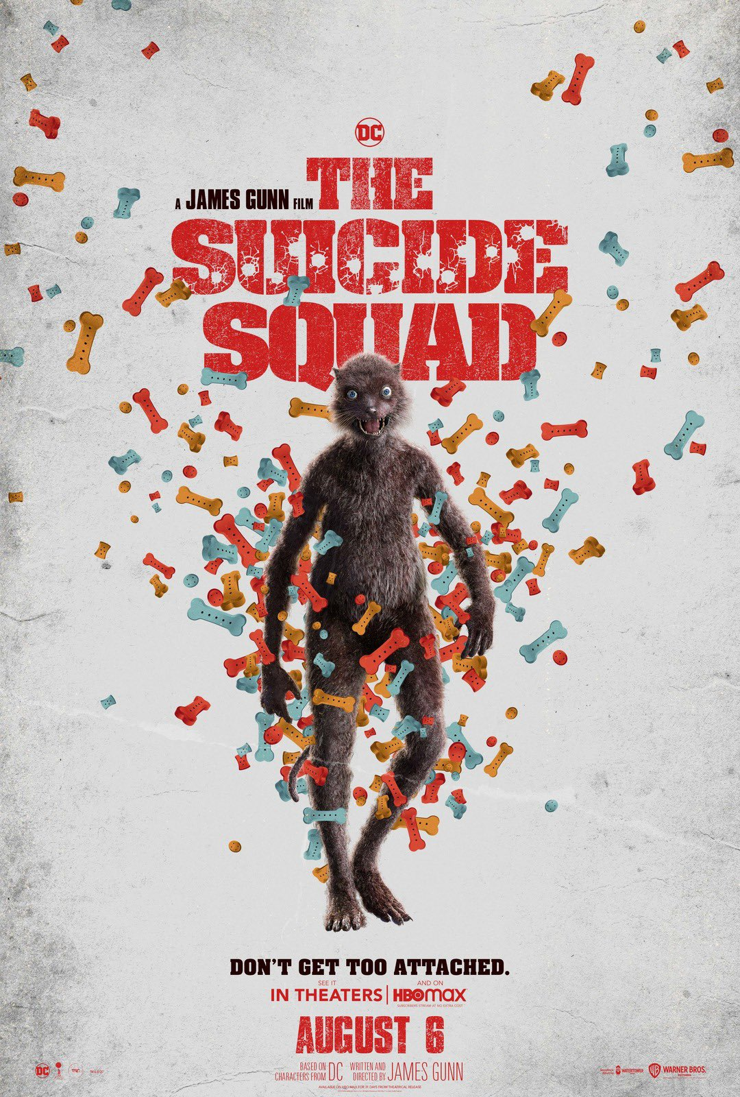Отряд самоубийц: Миссия навылет, постер № 26