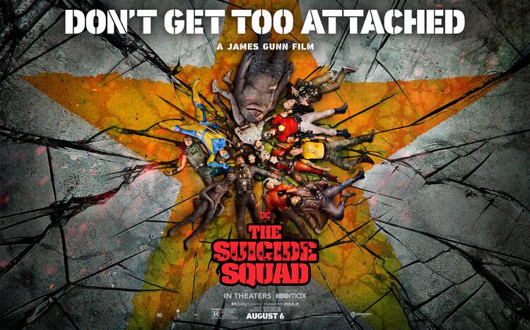 Постеры фильма «Отряд самоубийц: Миссия навылет»