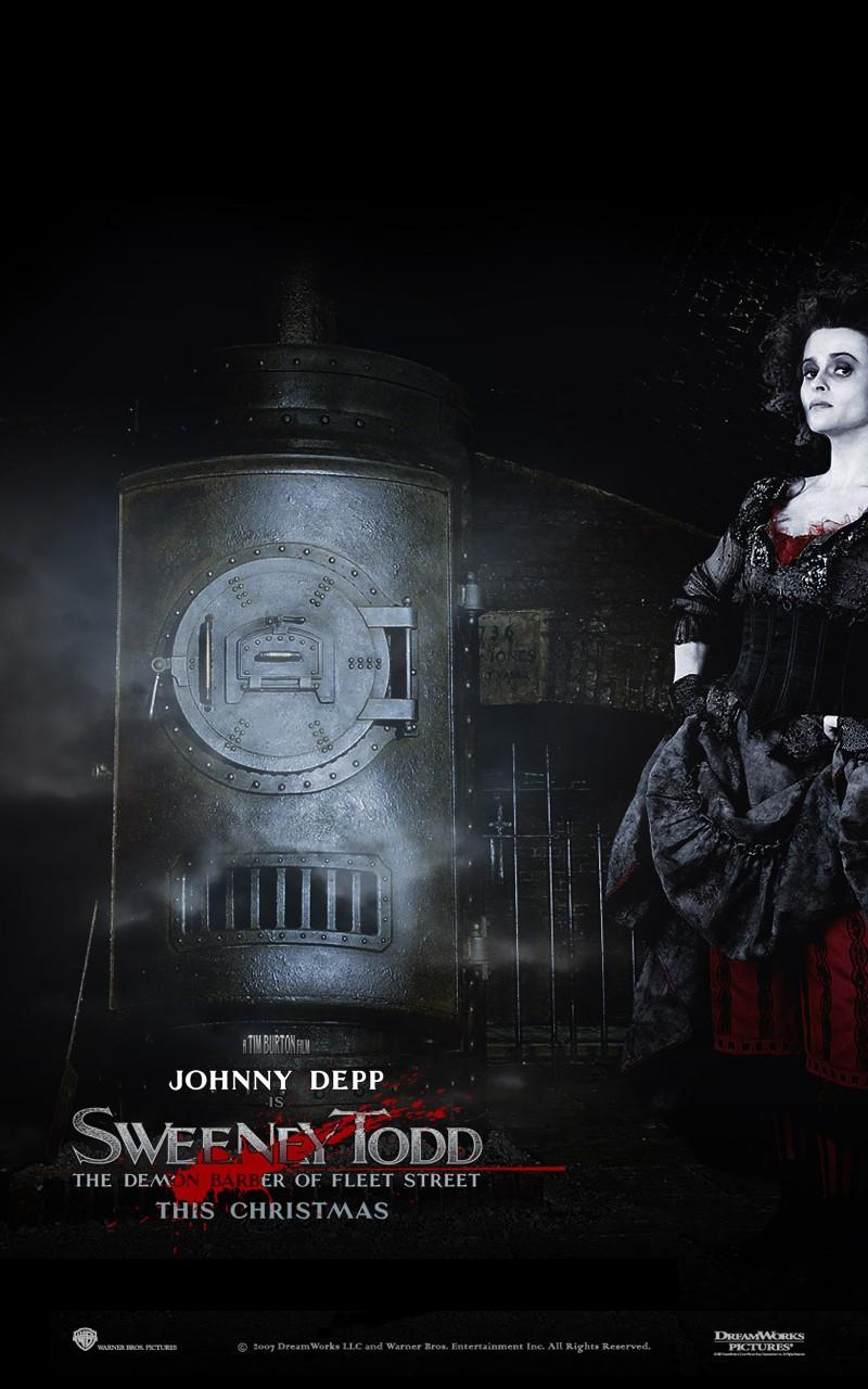 Суини Тодд, демон-парикмахер с Флит-стрит, постер № 11