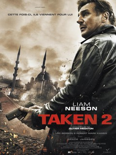Постеры фильма «Заложница-2»