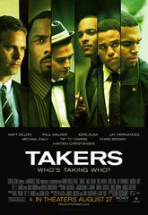 «Налетчики» (Takers)